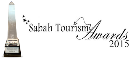 Sabah Tourism Awards 2015 - Best Inbound Tour Operator, Best General Tour Guide