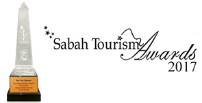 Sabah Tourism Awards 2017 - Best Inbound Tour Operator