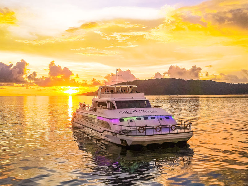 North Borneo Cruises Special Rate