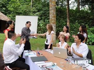 MICE Corporate Meeting Package with Team Building
