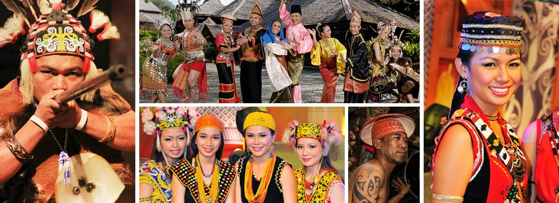 Image result for The Peoples of Sabah and Sarawak