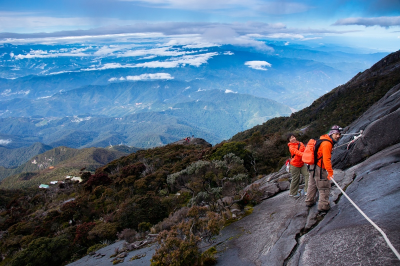 Four Foreign Hikers Jailed Over Nude Snaps On Malaysia's Mount Kinabalu
