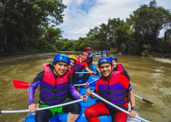 White Water Rafting - Kiulu (Grade 1-2)