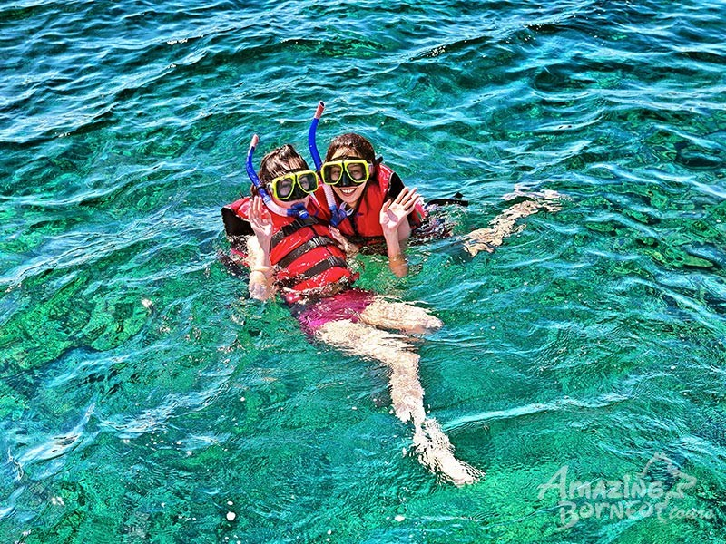 Mantanani Island - Snorkeling / Diving - Amazing Borneo Tours