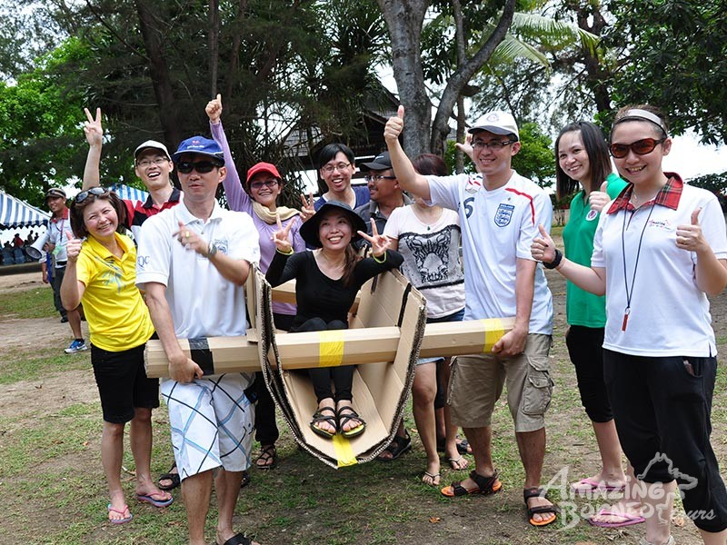 Corporate Meeting Package With Team Building - Amazing Borneo Tours