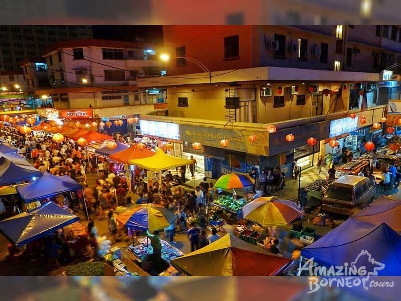 Kota Kinabalu City Night Tour With Seafood Dinner - Amazing Borneo Tours