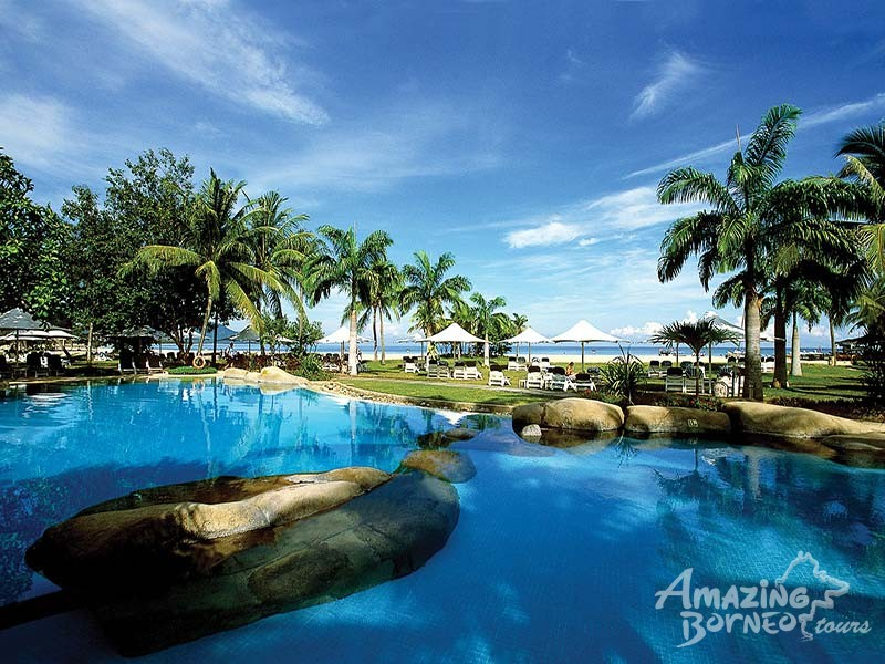 Shangri-La Tanjung Aru Resort & Spa - Amazing Borneo Tours