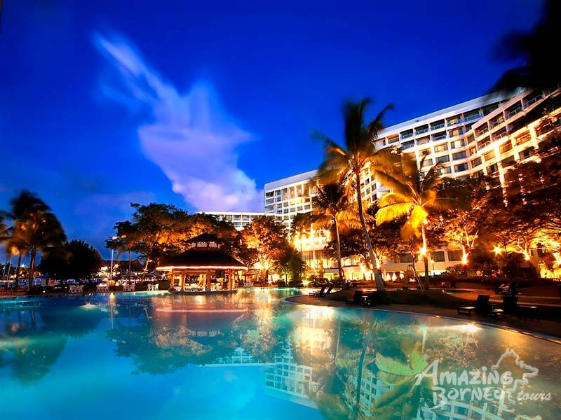 Sutera Harbour Resort - The Pacific Sutera - Amazing Borneo Tours