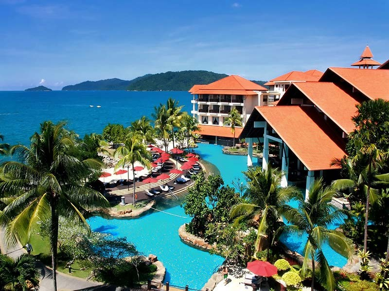 Sutera Harbour Resort The Magellan