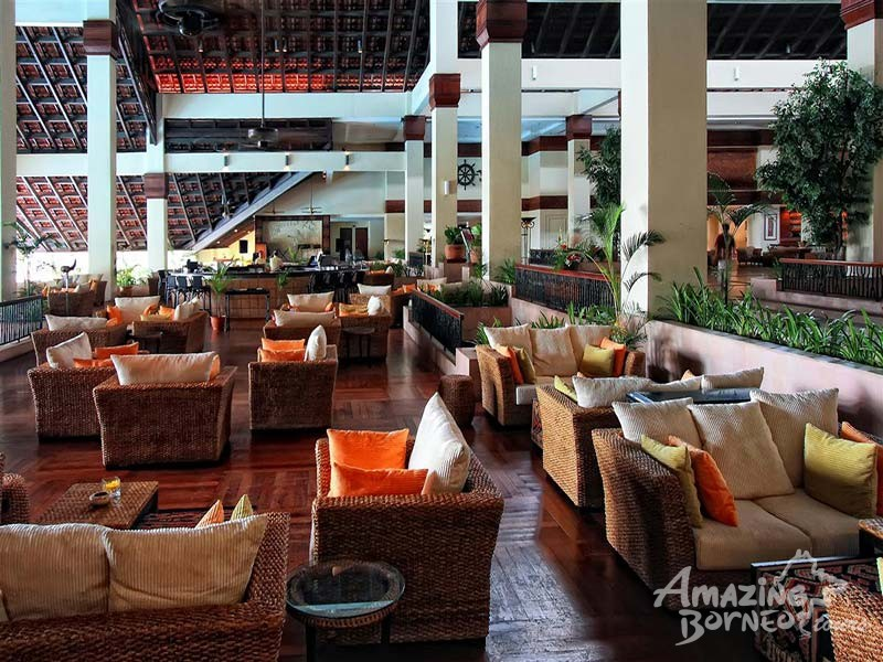 Sutera Harbour Resort - The Magellan Sutera - Amazing Borneo Tours