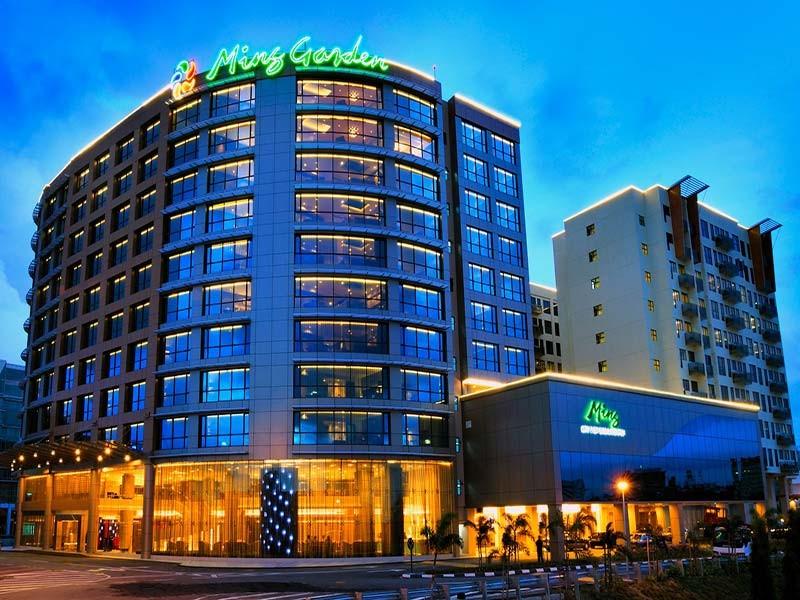 Ming Garden Hotel And Residences Amazing Borneo Tours