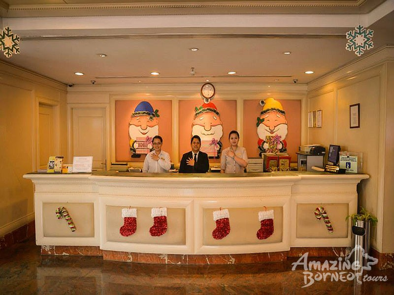 Hotel Shangri-La Downtown - Amazing Borneo Tours