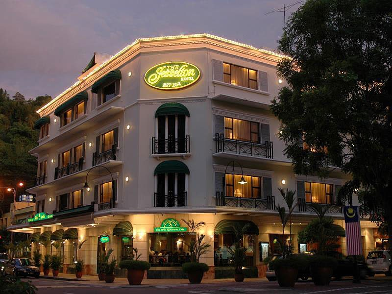 The Jesselton Hotel - Amazing Borneo Tours