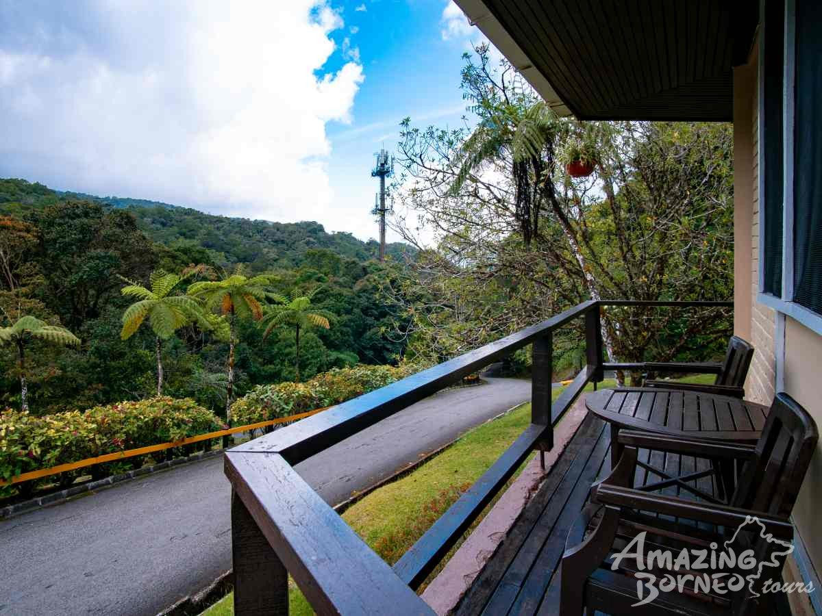 The Hill Lodge - Amazing Borneo Tours