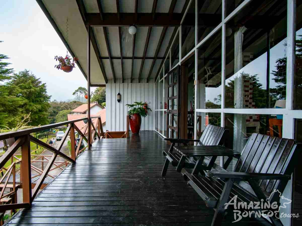 The Peak Lodge - Amazing Borneo Tours