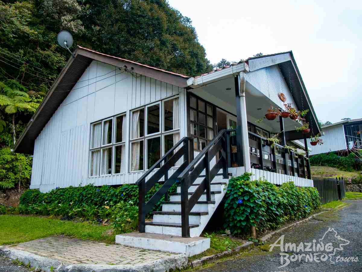 Kinabalu Park Premier Chalet - Summit Lodge - Amazing Borneo Tours