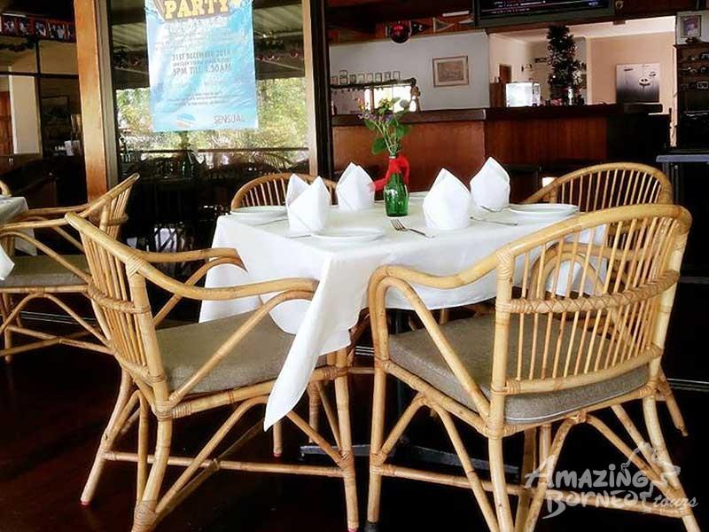 Langkah Syabas Beach Resort Contact