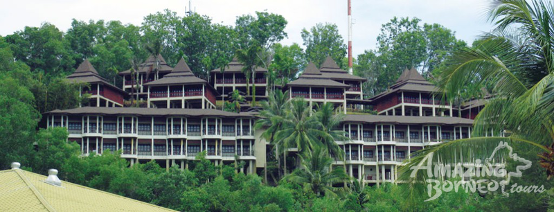 Damai Beach Resort  - Amazing Borneo Tours