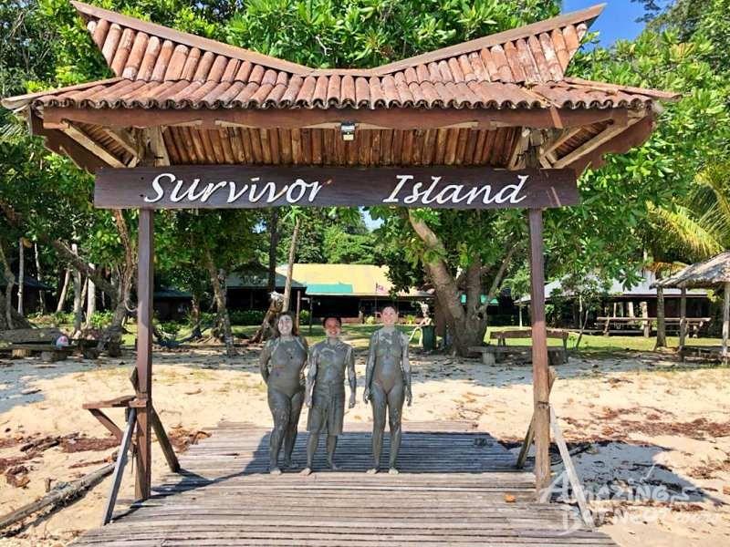 2D1N Pulau Tiga - Survivor Island Explorer - Amazing