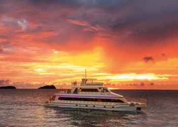 North Borneo Cruises - Sunset Dinner Cruise