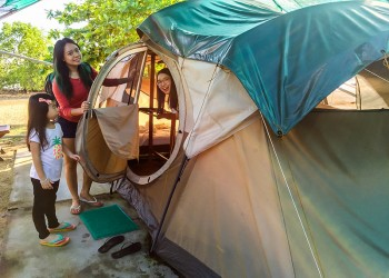 2D1N GLAMPING UNDER THE STARS - LIBARAN ISLAND
