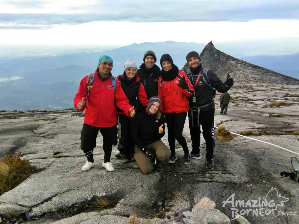 2D1N Mount Kinabalu Climb With Via Ferrata (Walk The Torq) - Amazing Borneo Tours