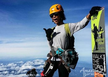 2D1N Mount Kinabalu Climb With Via Ferrata (Walk The Torq)