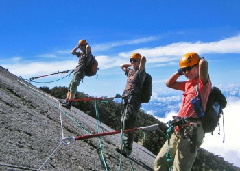 3D2N Mount Kinabalu Climb With Via Ferrata & Highland Resort Stay (Walk The Torq)