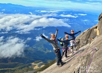 2D1N Mount Kinabalu Climb With Via Ferrata (Low's Peak Circuit)