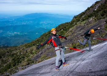 3D2N Mount Kinabalu Climb With Via Ferrata & Highland Resort Stay (Low's Peak Circuit)