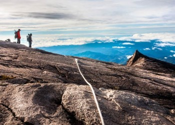5D4N Mount Kinabalu Climb With Via Ferrata - WTT & Fun Boat Snorkeling & KK City Stay (Beginner)