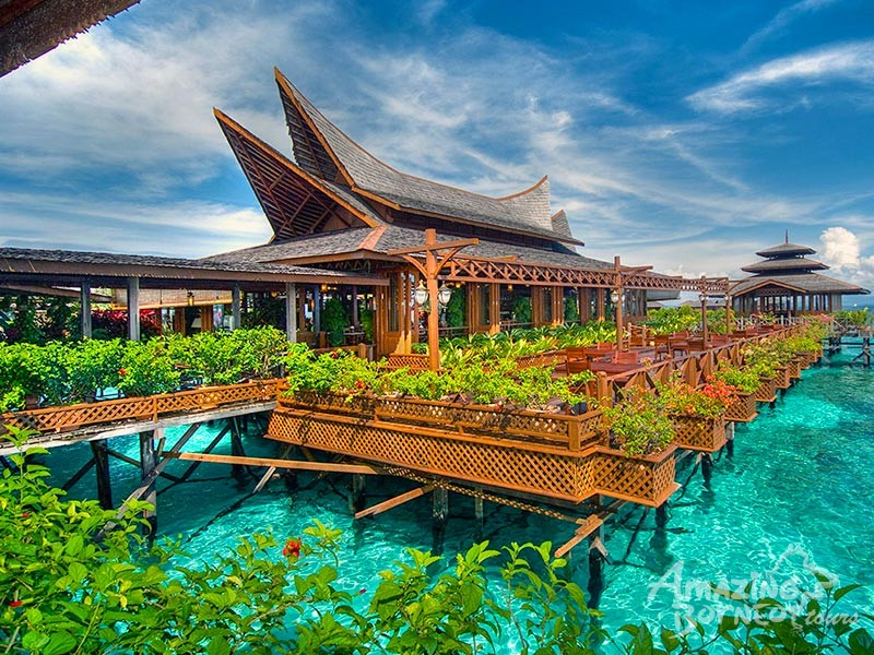 Mabul Island - Mabul Water Bungalow (Smart) - Amazing Borneo Tours