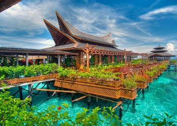Mabul Island - Mabul Water Bungalow (Smart)