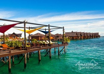 Kapalai island sipadan kapalai dive resort amazing - Kapalai dive resort price ...