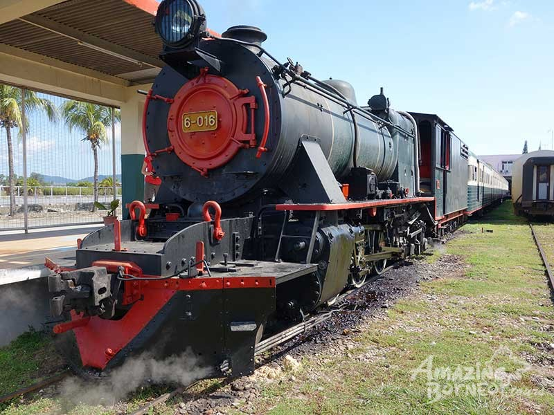 North Borneo Railway- Amazing Borneo Tours - Amazing Borneo