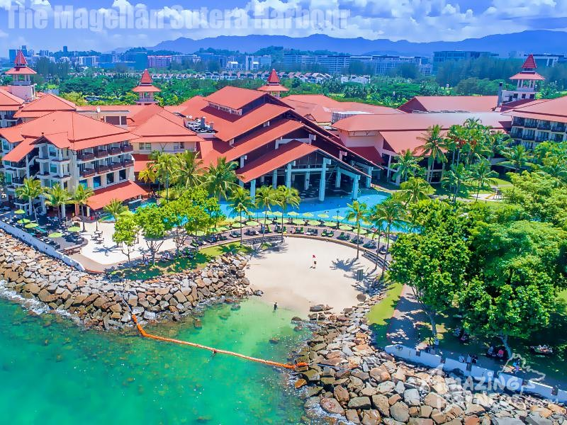 3D2N REST & RELAX SUTERA HARBOUR RESORT STAY + FUN ISLAND TOUR - Amazing Borneo Tours