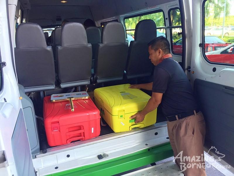 Kota Kinabalu Van & Bus Charter - Amazing Borneo Tours
