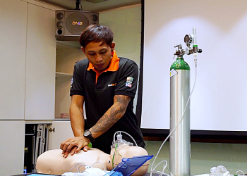Emergency First Response Course (EFR)