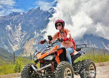 Kundasang ATV & Desa Cow Farm Adventure