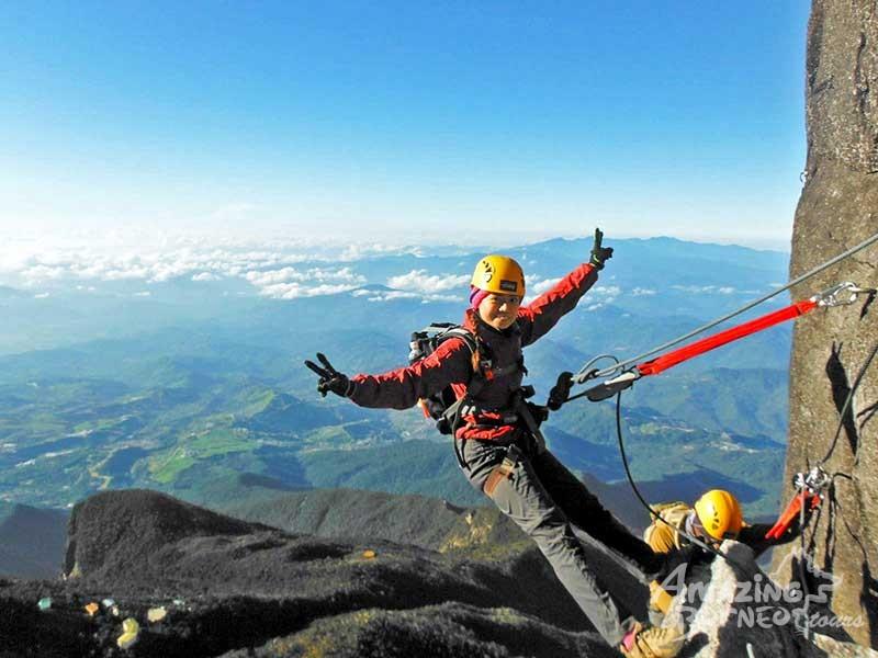 Climbing Tours Mount Kinabalu