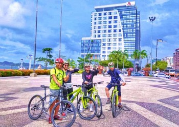 Cycling - Kota Kinabalu City Easy Ride