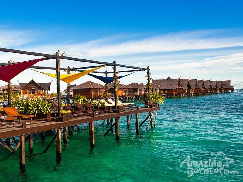 Kapalai island sipadan kapalai dive resort amazing - Kapalai dive resort ...
