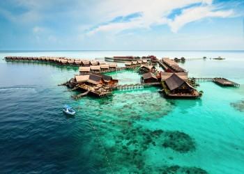 Amazing borneo tours the leading local tour agency in - Sipadan kapalai dive resort ...