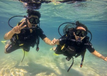 Discover Scuba Diving (For Non-Cert Diver)