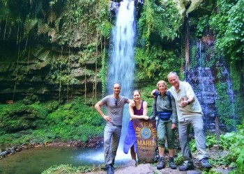 1 Day Borneo Jungle Trek with Mahua Waterfall (Mount Alab - 2,050M)