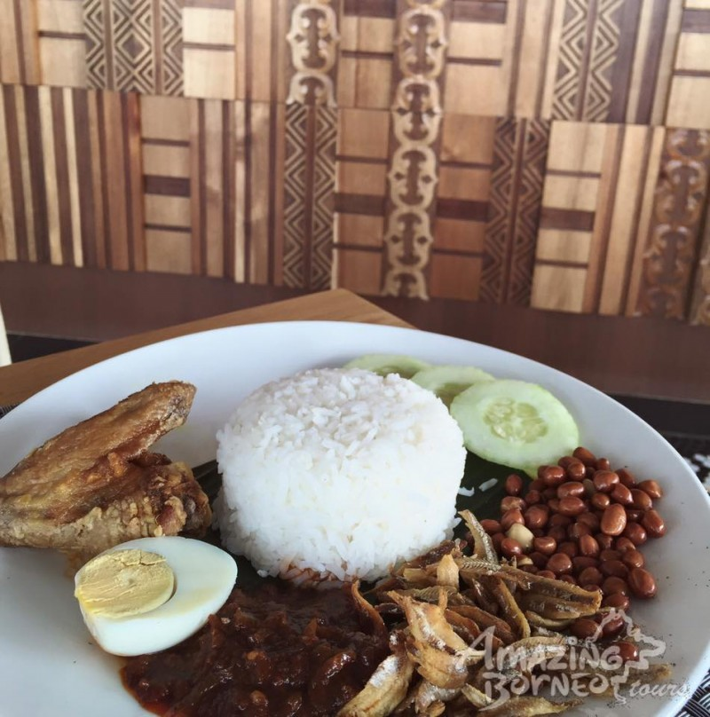 NASI LEMAK- The delicious, decadant delight