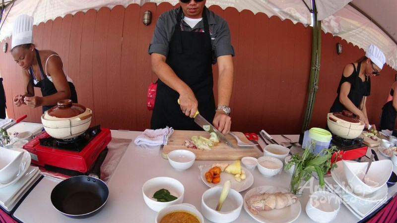 Outdoor Ethnic Cooking Class