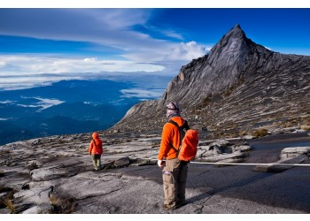 New Route To Mt Kinabalu Summit Ready