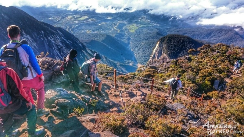 Revisiting Mount Kinabalu - Conquering the Summit and Walking the Torq (Part 2)