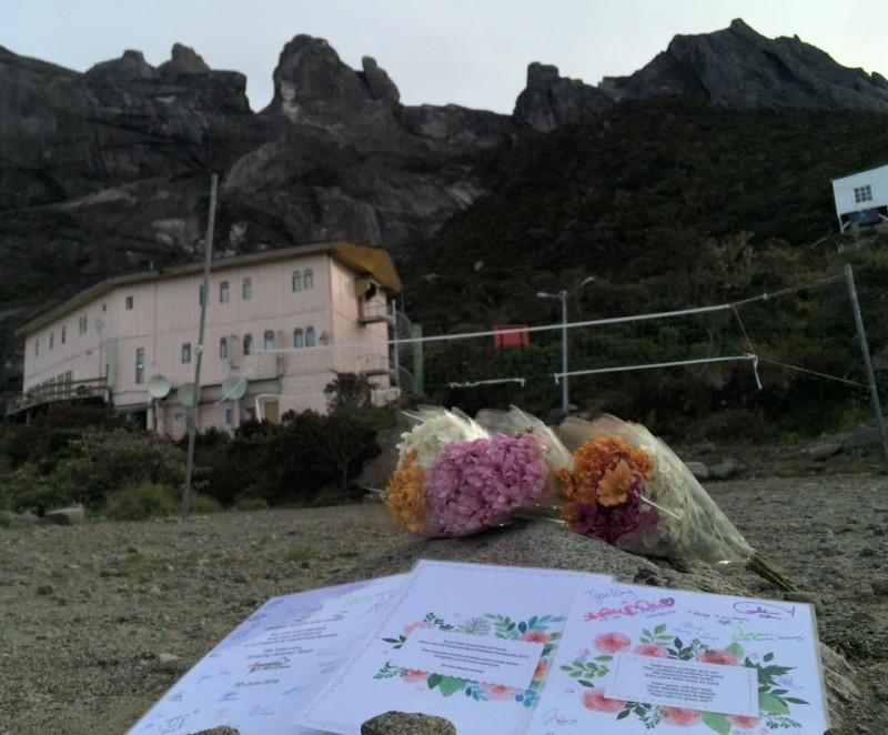 A Year Since the Earth Shook -- Mount Kinabalu Tribute Hike